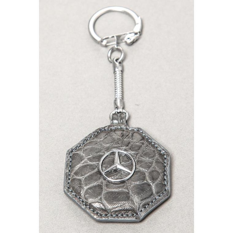 Подарочный брелок с логотипом Мерседес или другой